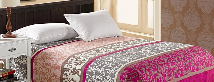 Покривки за хотелски легла